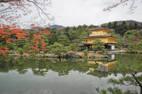 templo kinkakuji kyoto