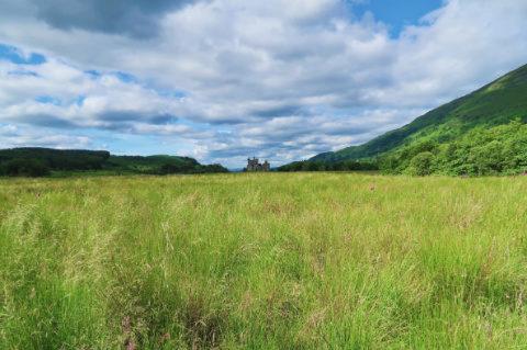 castillo kilchurn escocia