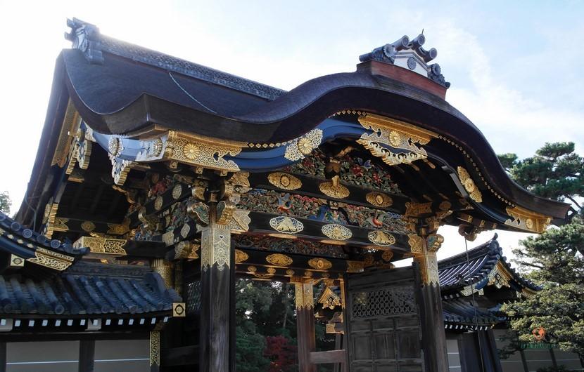 Karamon Gate, Nijo-jo.