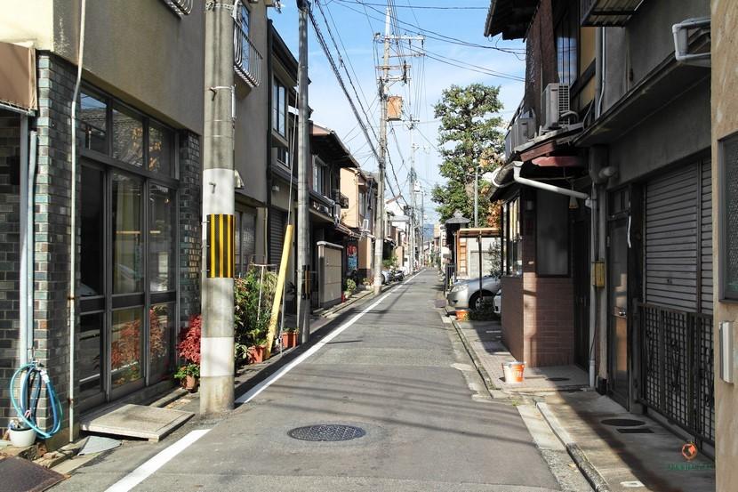 Visitar Kioto en bici