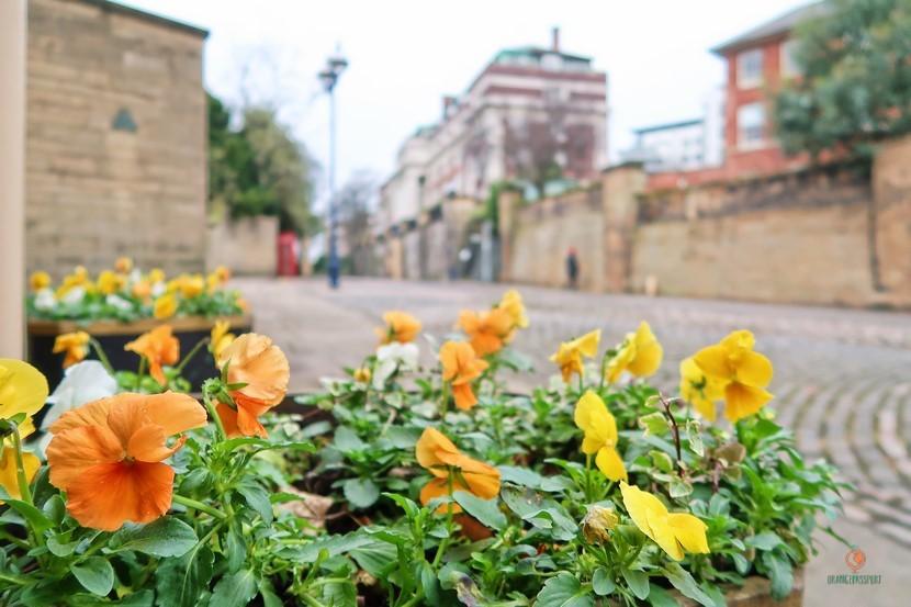 Monumentos que ver en Nottingham.