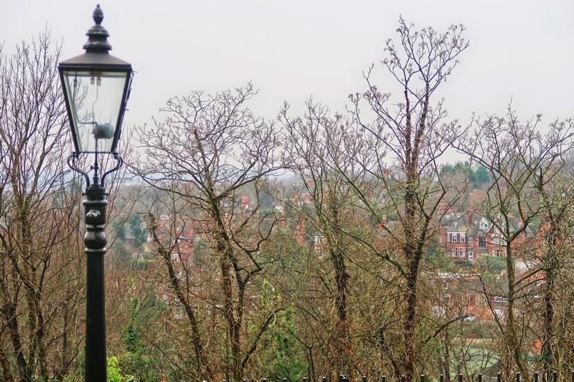 Calles de Nottingham.