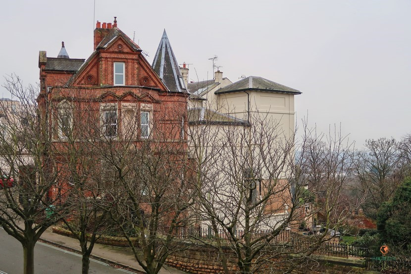 Casas en Nottingham.