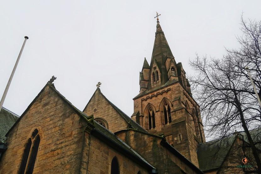 St. Barnabas Cathedral en Nottingham.
